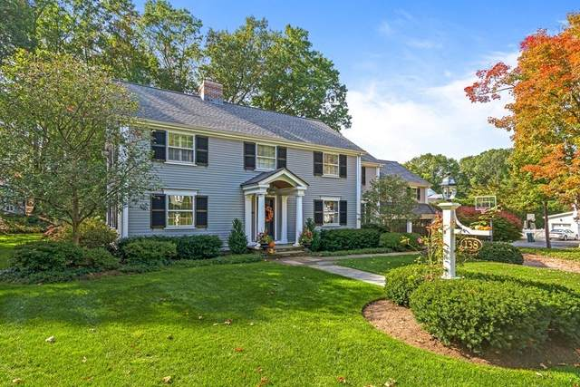138 Hampshire Rd, Wellesley, MA 02481 (MLS #72913479) :: EXIT Realty
