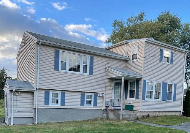 19-R Friend St, Taunton, MA 02780 (MLS #72913543) :: Home And Key Real Estate