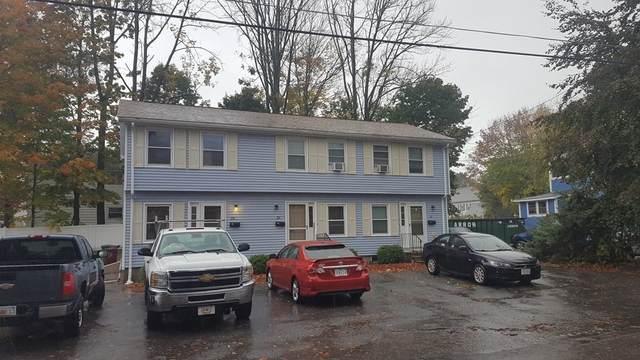 25 S. Wilder Street #25, Lowell, MA 01851 (MLS #72913620) :: Parrott Realty Group