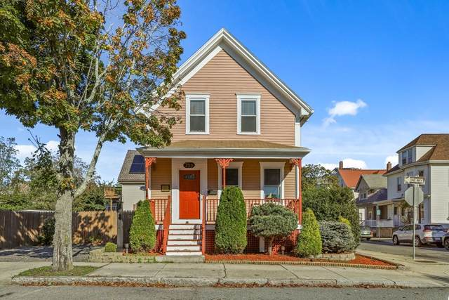 259 Arnold St, New Bedford, MA 02740 (MLS #72913693) :: Home And Key Real Estate