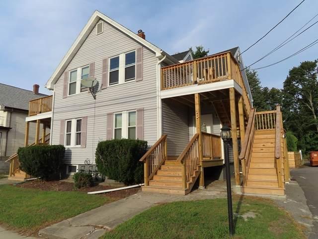 236 & 240 South Main Street, Attleboro, MA 02703 (MLS #72913852) :: Alex Parmenidez Group