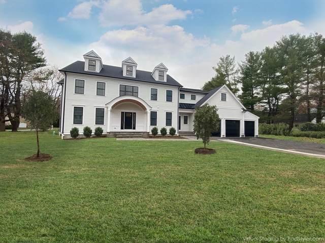 9 Hawthorne Rd, Lexington, MA 02420 (MLS #72717395) :: EXIT Cape Realty
