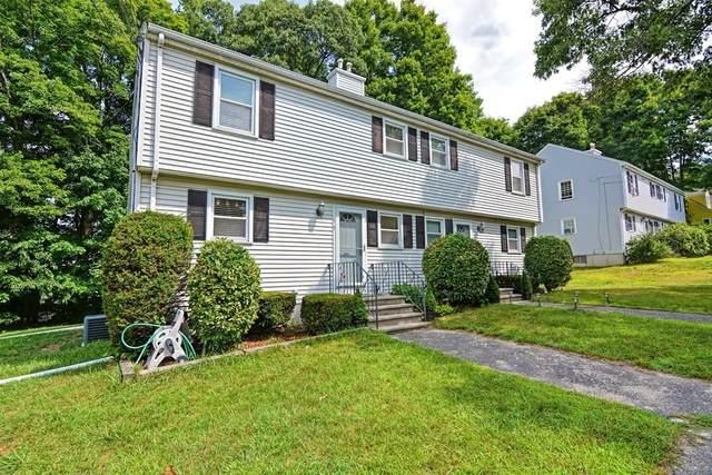 13 Garden Road #0, Natick, MA 01760 (MLS #72698544) :: Maloney Properties Real Estate Brokerage