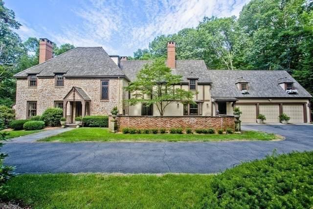 216 Overbrook Rd, Longmeadow, MA 01106 (MLS #72698907) :: Welchman Real Estate Group