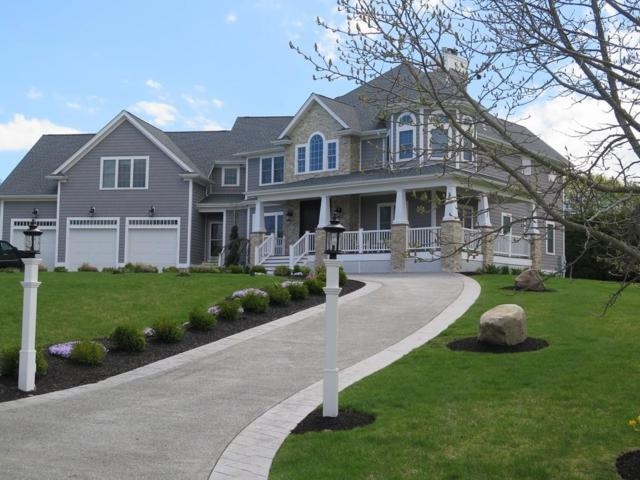 8 Highbridge Ln, Dartmouth, MA 02748 (MLS #72118314) :: Goodrich Residential
