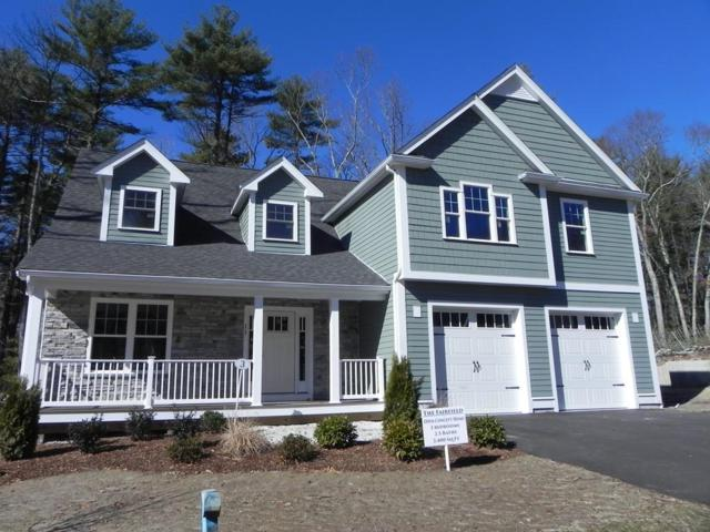 Lot 3 Hillcrest Cir(130 Tiffany Rd), Norwell, MA 02061 (MLS #72129665) :: Vanguard Realty