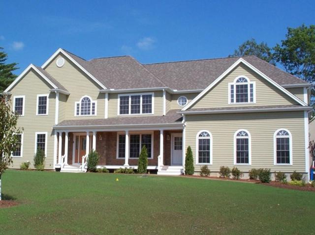 Lot 3 Tanglewood Estates, Easton, MA 02356 (MLS #72142191) :: Goodrich Residential