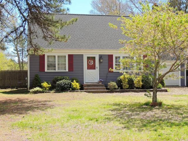 20 Linwood Ave, Wareham, MA 02571 (MLS #72155947) :: Goodrich Residential