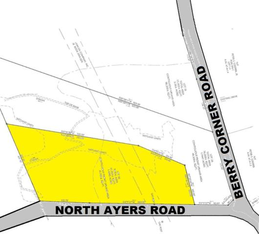 Lot 3 Ayers Rd, Charlton, MA 01507 (MLS #72156903) :: Apple Country Team of Keller Williams Realty
