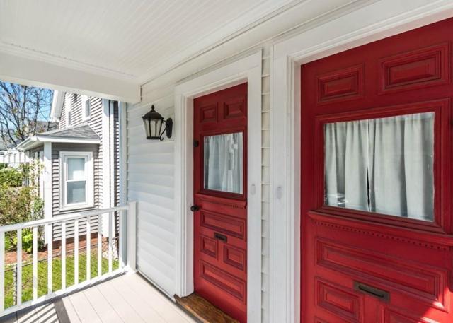 84 Gardner Street #2, Waltham, MA 02453 (MLS #72165994) :: Vanguard Realty