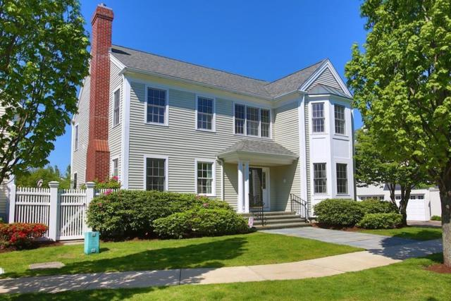 1 Preston Sq #1, Quincy, MA 02171 (MLS #72166063) :: Goodrich Residential