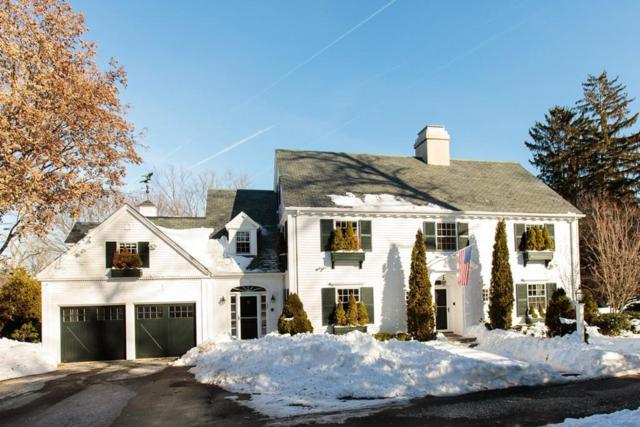 164 Forest Street, Wellesley, MA 02481 (MLS #72171893) :: Lauren Holleran & Team