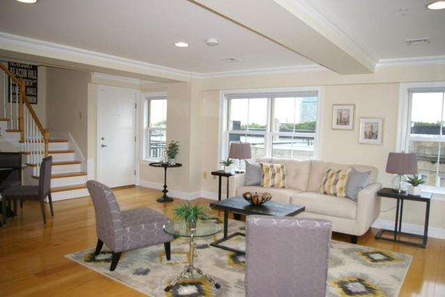 126 Jersey St #501, Boston, MA 02215 (MLS #72177109) :: Goodrich Residential