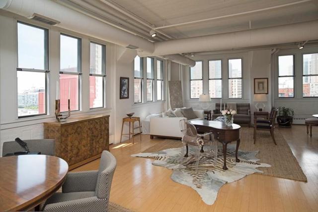 210 South Street 10-2, Boston, MA 02111 (MLS #72178836) :: Goodrich Residential