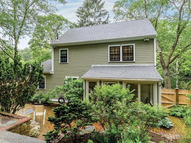 90 Risley Rd, Brookline, MA 02467 (MLS #72184863) :: Goodrich Residential