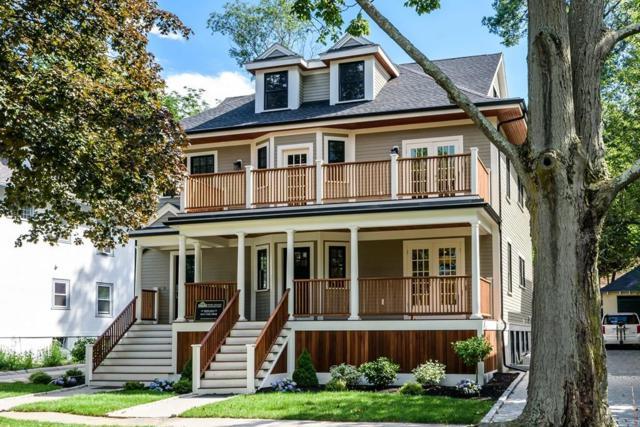 80 Columbia Street #2, Brookline, MA 02446 (MLS #72188504) :: Vanguard Realty