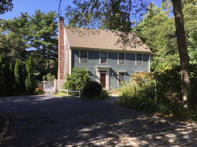 148 West Way, Mashpee, MA 02649 (MLS #72188789) :: Goodrich Residential