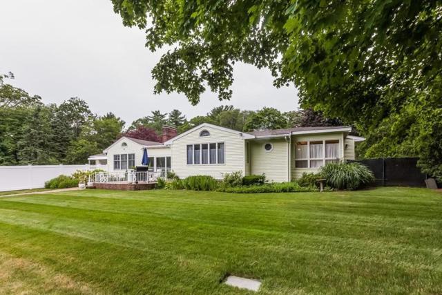 115 Prospect St, Hingham, MA 02043 (MLS #72199295) :: Goodrich Residential