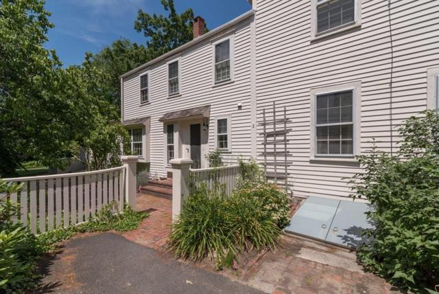 13-15 North Main, Cohasset, MA 02025 (MLS #72199869) :: Goodrich Residential