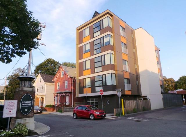 18 White Street #2, Cambridge, MA 02140 (MLS #72208347) :: Goodrich Residential