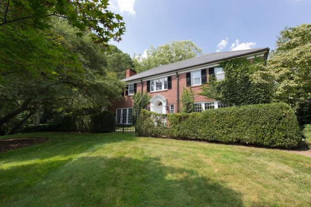 145 Sargent Rd, Brookline, MA 02445 (MLS #72211142) :: Goodrich Residential