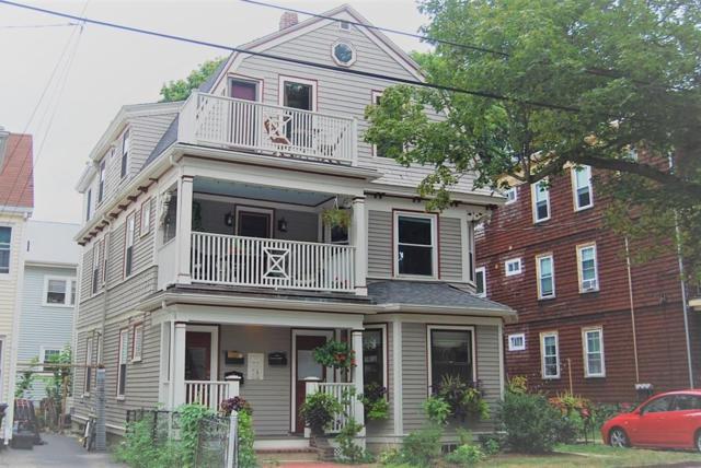 27 Dudley Street #1, Cambridge, MA 02140 (MLS #72214907) :: Charlesgate Realty Group