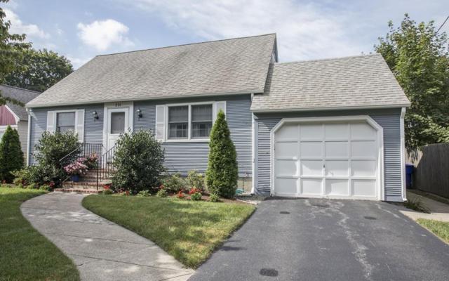 226 Thatcher Street, East Providence, RI 02916 (MLS #72215253) :: Westcott Properties