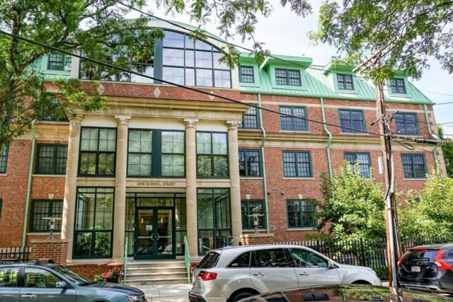 1 Russell Street #107, Cambridge, MA 02140 (MLS #72217463) :: Goodrich Residential
