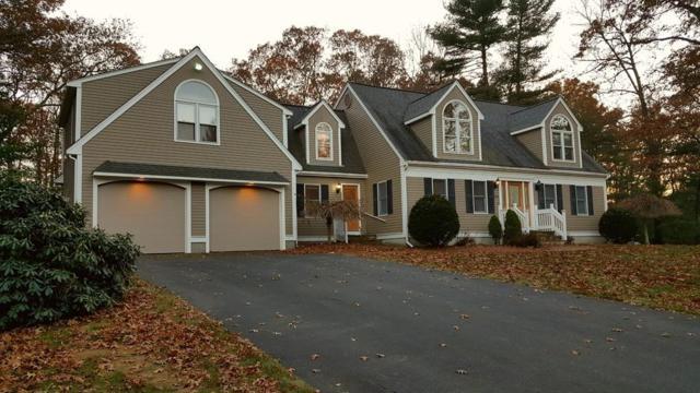 220 Boxwood Ln, Bridgewater, MA 02324 (MLS #72218647) :: Goodrich Residential