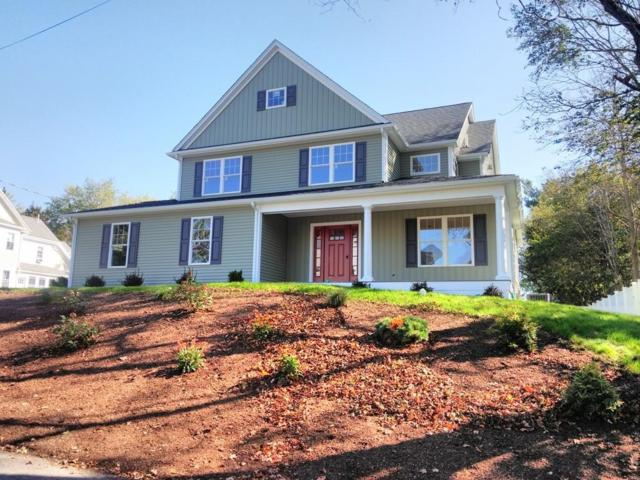 18 Cottage, Medfield, MA 02052 (MLS #72221275) :: Driggin Realty Group