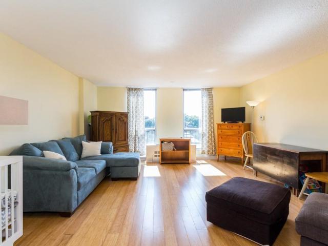 44 Washington Street #916, Brookline, MA 02445 (MLS #72225460) :: Vanguard Realty