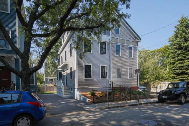 13 Union Street, Cambridge, MA 02139 (MLS #72228313) :: Goodrich Residential