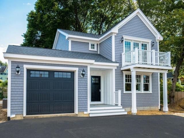 207 Sandwich St #3, Plymouth, MA 02360 (MLS #72229294) :: ALANTE Real Estate