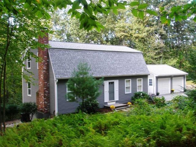 98 Vaughn Hill Rd, Bolton, MA 01740 (MLS #72237900) :: The Home Negotiators