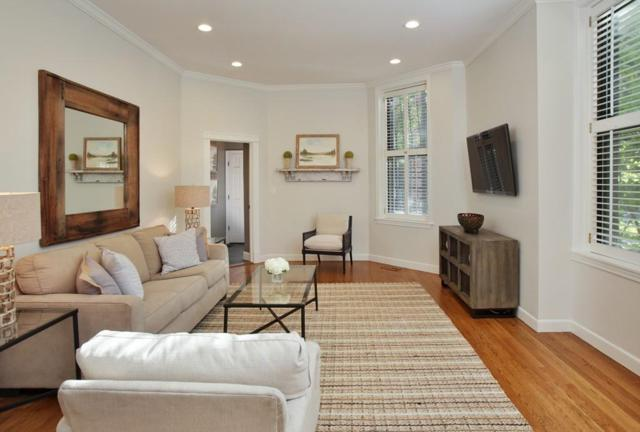 226 Marlborough Street #5, Boston, MA 02116 (MLS #72240070) :: Driggin Realty Group