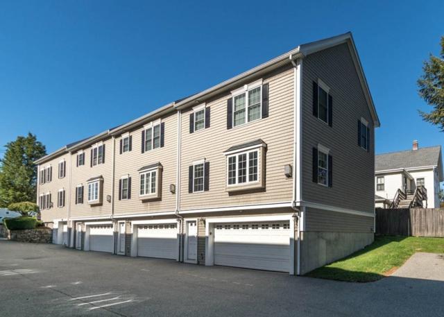 34 Prospect Street #4, Waltham, MA 02453 (MLS #72240508) :: Vanguard Realty