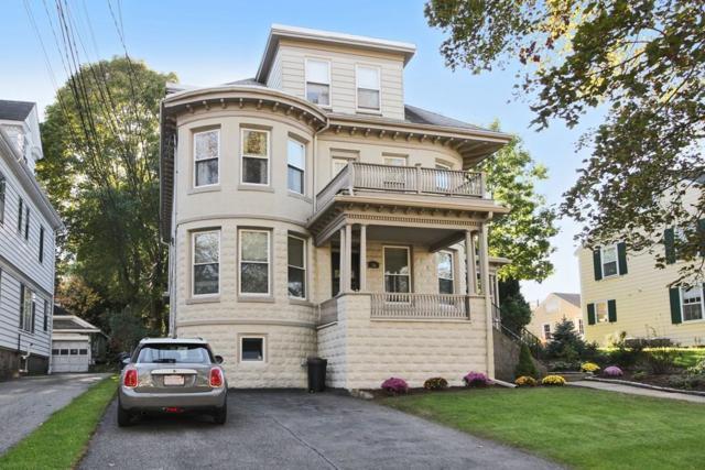 50 Arlington St #50, Newton, MA 02458 (MLS #72242607) :: Westcott Properties