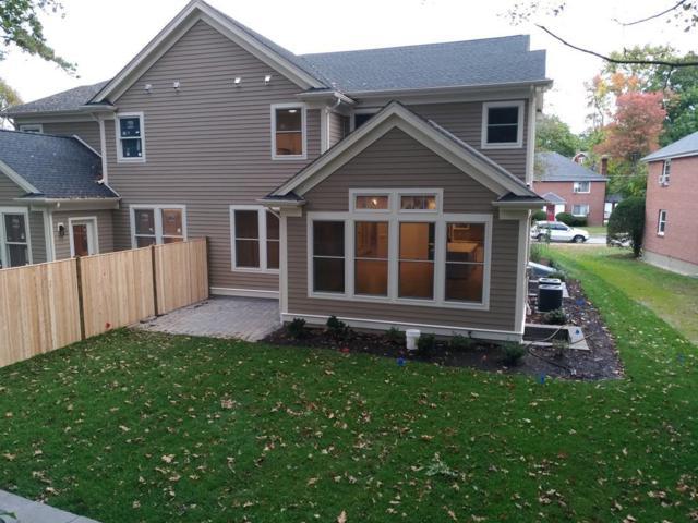 33 Westchester Rd #33, Newton, MA 02458 (MLS #72243099) :: Goodrich Residential