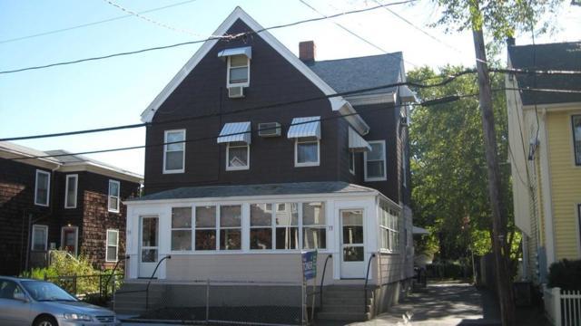 70-72 Rice Street #2, Cambridge, MA 02140 (MLS #72244139) :: Vanguard Realty