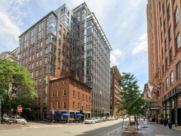 80 Broad Street Parking Space 52, Boston, MA 02110 (MLS #72248893) :: Goodrich Residential