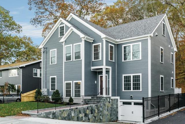 133 Chestnut St, Brookline, MA 02445 (MLS #72254413) :: Vanguard Realty