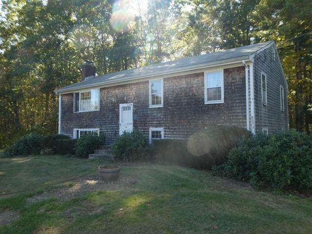 95 Taunton Avenue, Norton, MA 02766 (MLS #72258189) :: ALANTE Real Estate