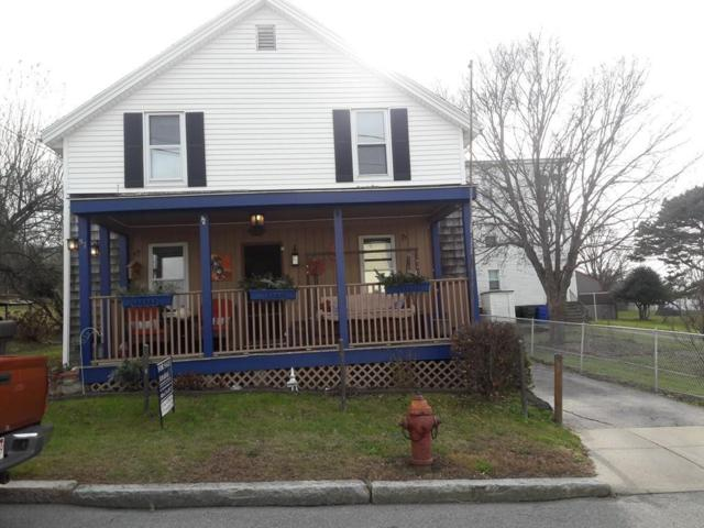 57 Howland St, Fall River, MA 02724 (MLS #72258514) :: Driggin Realty Group