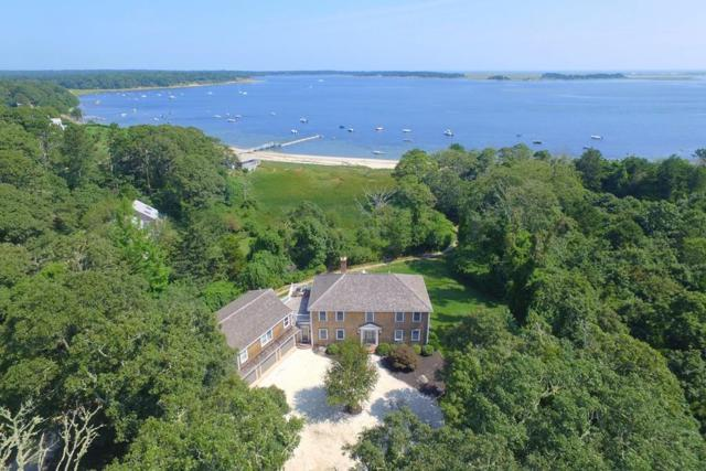 40 Toms Hollow Lane, Orleans, MA 02662 (MLS #72259280) :: Vanguard Realty