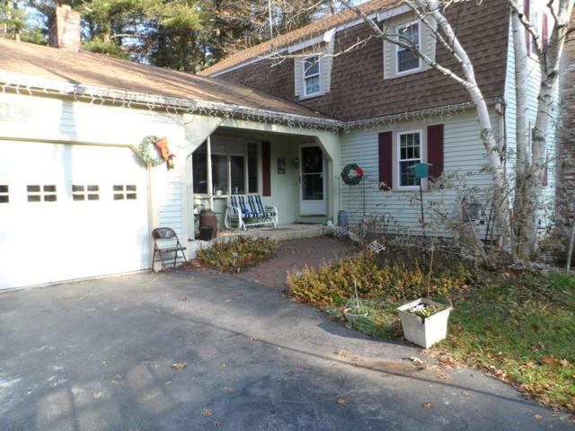 55 Holly Ln, Bridgewater, MA 02324 (MLS #72260479) :: ALANTE Real Estate