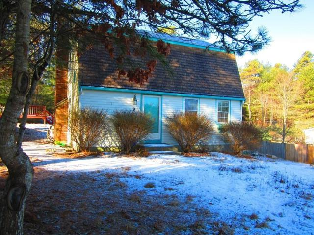 9 Nancy Drive, Plymouth, MA 02360 (MLS #72261443) :: Goodrich Residential