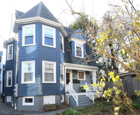 4 Fayette Park, Cambridge, MA 02139 (MLS #72262015) :: Goodrich Residential