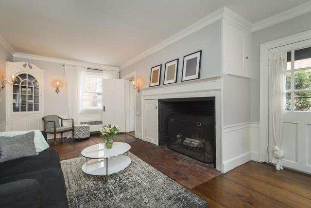 4 Salem St #2, Boston, MA 02129 (MLS #72262149) :: Goodrich Residential
