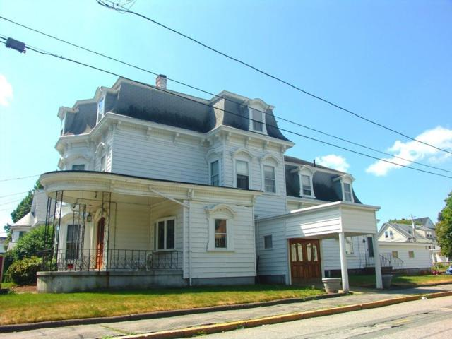 184 Jackson Street, Lawrence, MA 01841 (MLS #72263057) :: Exit Realty