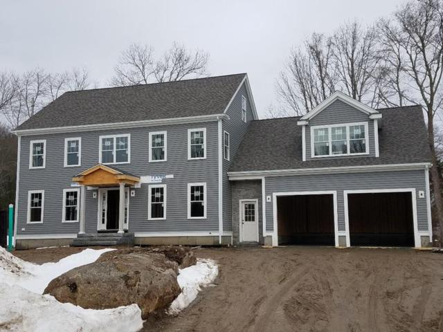 Lot 8 Kelly Lane, Brockton, MA 02301 (MLS #72263286) :: Goodrich Residential